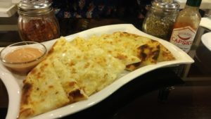 Cheese Garlic Bread with Inhouse Dip