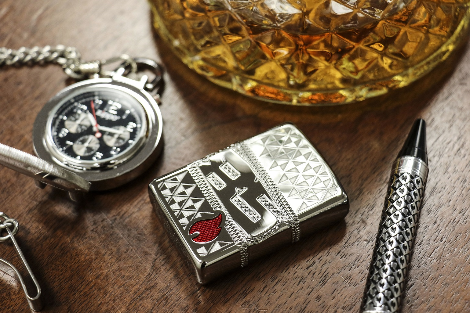 Limited Edition Zippo Windproof Lighters _ 85thAnniversary_Image 1